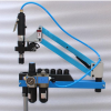 What are the benefits of using a tapping machine?