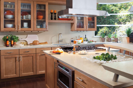 5 Benefits of Getting Custom Kitchen Cabinets