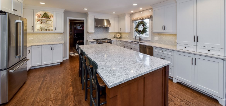6 Kitchen Countertop Color Styles to Consider