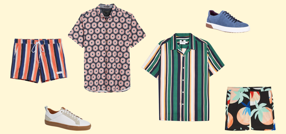 Summer Fashion Trends For Men